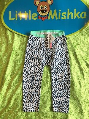 Sold Out BABY BONDS COTTON STRETCHIES LEGGING PANTSBNWT Sz 2 REDUCED