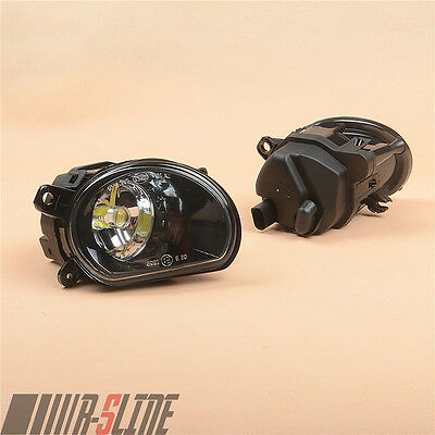 Fit For AUDI A8 D3 4E 2004-2007 Saloon Front LED Fog Light Fog Lamp - A Pair New