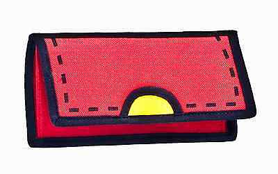 3D Jump Style purse, purse with Animation/Cartoon effect, lady wallet ***Red***