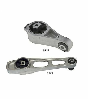 3 X ENGINE MOUNT FRONT LOWER for CHRYSLER PT CRUISER 2000-2010 2.4L UPPER