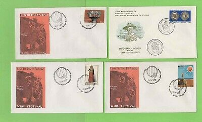 Cyprus Collection of fifteen covers with Special Cancels