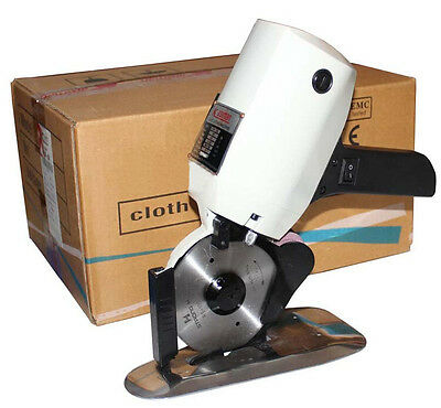 Round Knife electric scissor Cloth cutting machine cutter 100mm 220V KSM-100
