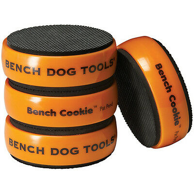 Bench Cookie™ Non Slip Work Grippers 4pk. - 989466