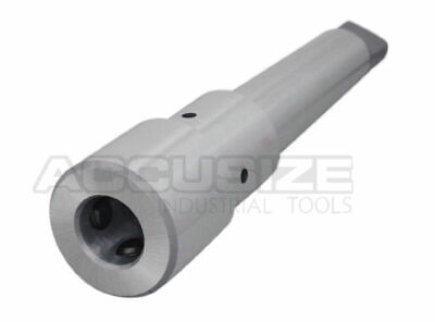 Magnetic drill annular cutter arbor MT4 to 3/4'' Weldon Shank  #MC00-0004