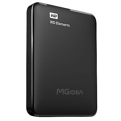 WD Elements Portable 2TB esterno portatile USB 3.0, Hard Disk 2000 z