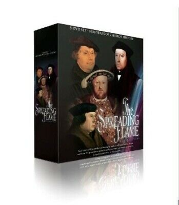 The Spreading Flame 5 DVD Collection