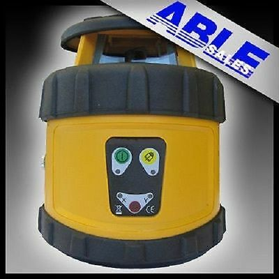 Automatic Self Leveling Rotary Laser Level+Tripod+Staff