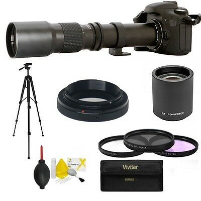 500mm 1000mm HD TELEPHOTO ZOOM LENS FOR SONY ALPHA A5000 A5100 A6000 A6100 A6300