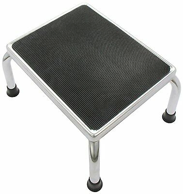 Patterson Medical Step Stool without Handle and non-slip surface