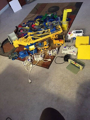 Rokenbok systems RC Tower 54 Construction Set and accessories = huge lot