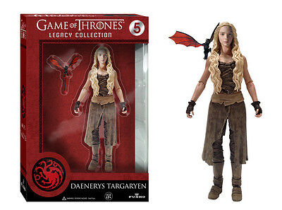 DAENERYS Game Of Thrones Legacy Collection Serie 1 15cm Figur OVP Funko