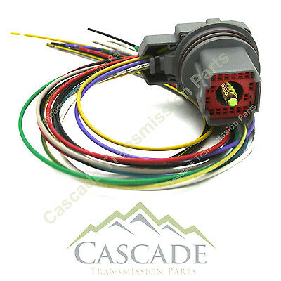 Explorer Automatic Transmission Solenoid Wiring Harness Repair Kit Pigtail 2002+