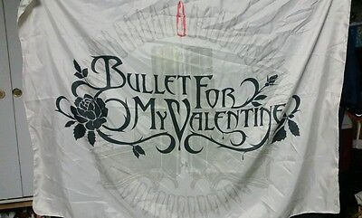 BULLET FOR MY VALENTINE 30 x 40 BANNER