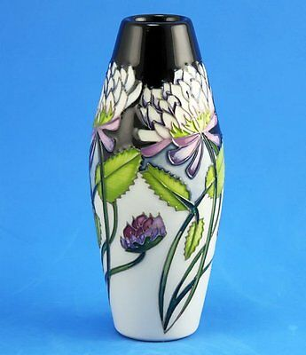 Moorcroft Trefoil Vase, Shape 06/5, Ultimate Best Quality, Perfect Condition