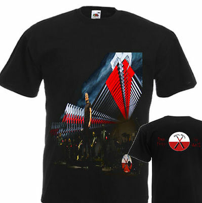 """New T-Shirt """"The Wall By Famous Rock Band Pink Floyd"""" Dtg Printed Tee- S- 6Xl"""