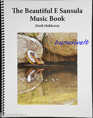 The Beautiful E Sansula Song Book - Mark Holdaway