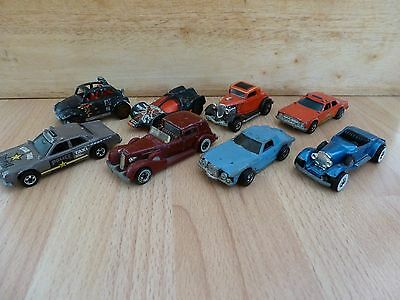 Vintage Job Lot Collection of Hot Wheels Diecast