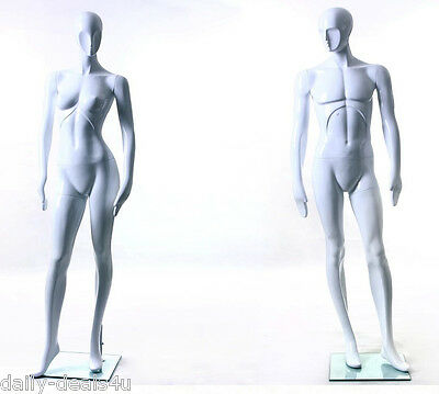 Abstract Male or Female Mannequin Cheap Life Like-Mannequin Dressmaker Display