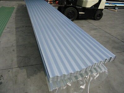 Roofing Iron, (New) Zinc Corro 6.1 Mtr Lengths $7.95 L/m