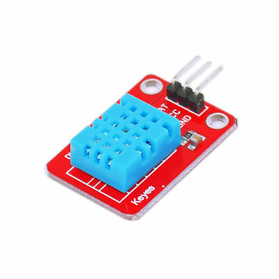 DHT11 DHT-11 Digital Temperature and Humidity Sensor for Arduino Red Board
