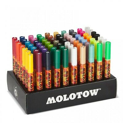 "MOLOTOW ONE4ALL 127HS Marker Display Set ""Complete"""