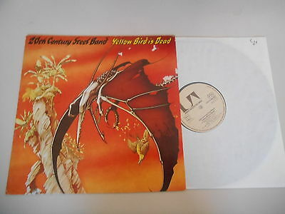 LP Pop 20th Century Steel Band - Yellow Bird Is Dead (10 Song) UNITED ARTISTS
