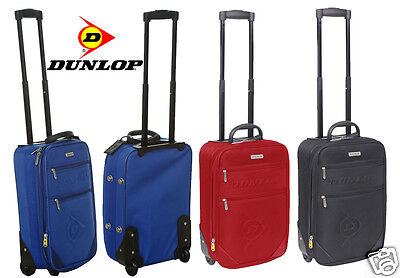 valise de voyage roulettes dunlop bagage main r glement cabine eur 22 90 picclick fr. Black Bedroom Furniture Sets. Home Design Ideas