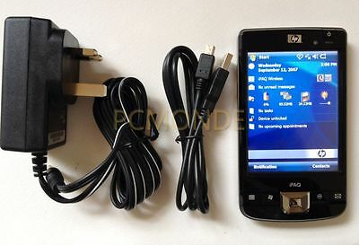HP iPAQ 214 Enterprise Handheld Win 6.0 624MHz Grade B (FB043AA#ABB)