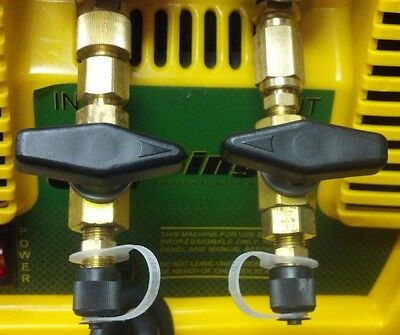Appion, G1, MADE FOR THE G1 REFRIGERANT RECOVERY UNIT, ISOLATION ADD-A-VALVE KIT