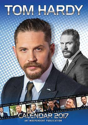 Tom Hardy 2017 Large A3 Poster Size Wall Calendar Brand New And Factory Sealed