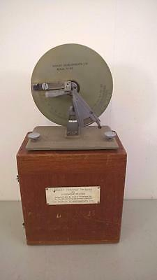Shirley Combined Creasing & Stiffness Tester Manufactured by Nash & Thompson