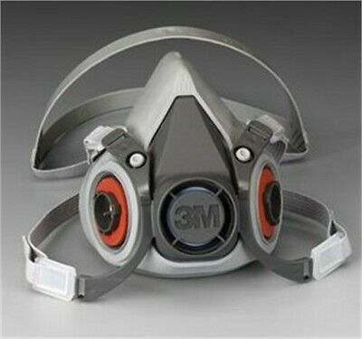 Respirator,1/2face Reusable,Md by 3m Company