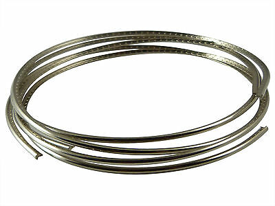 Luthitec™ Guitar Fret Wire (Nickel Silver, Radiused, 150cm total, Made in Japan)
