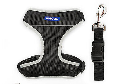 Ancol New Travel & Exercise Dog Harness