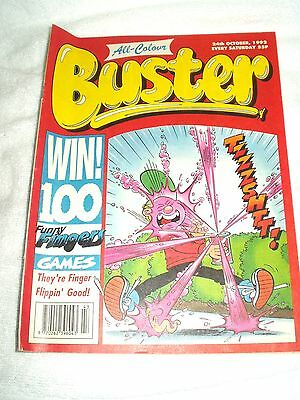 UK Comic Buster 24th October 1992