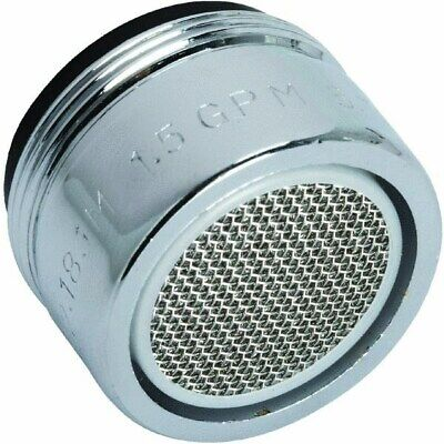 Male Water Saver Faucet Aerator,No 451308,  Do It Best