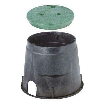 Round Valve Box With Cover,No 111BC,  Nds