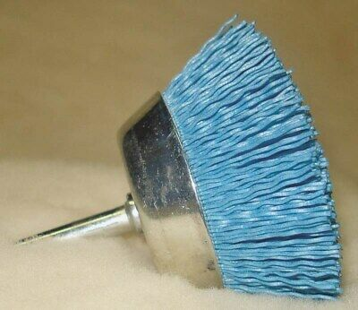 2-1/2 Nyalox Cup Brush,No 541786,  Dico Products Corp