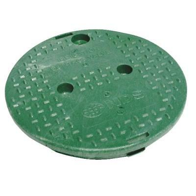 Round Valve Box Replacement Cover,No 111C,  Nds