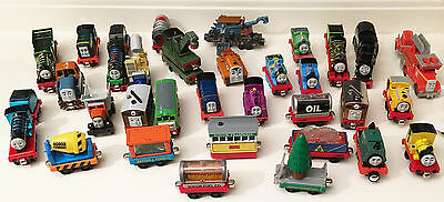 Thomas & Friends Take N Play RARE Trains & Carriages *Multi Listing 3Choose Item