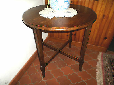 table d appoint ronde console guéridon bois massif