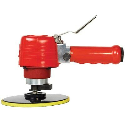 Am-Tech Dual Action Air Sander 152mm Sanding Disc Pad 10000 RPM 90 PSI 4 CFM