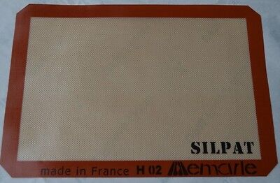 Silpat Non-Stick Silicone Baking Mat Emarle Silicon Worldwide Free S/H