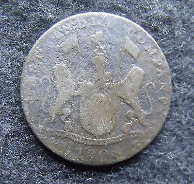 1808 East India Company Token an Early Milled British coin