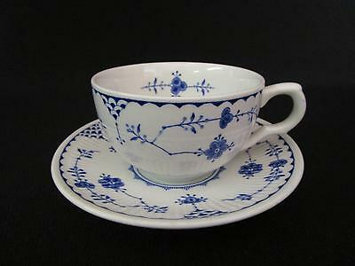 Furnivals Denmark Tea Cups and Saucers (A)