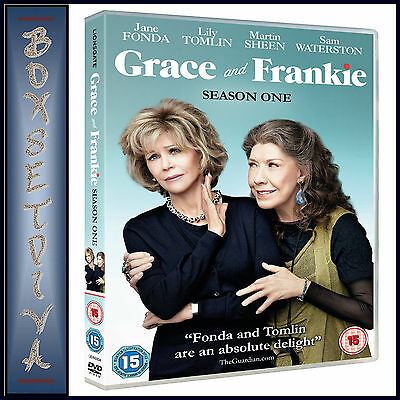 Grace And Frankie - Complete Season 1 *brand New Dvd***