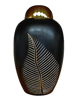 Golden Fern Adult Cremation Urn