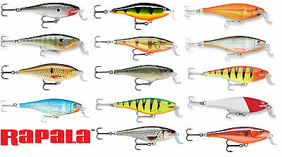 Rapala Super Shad Rap Floating Lures 14cm 45g