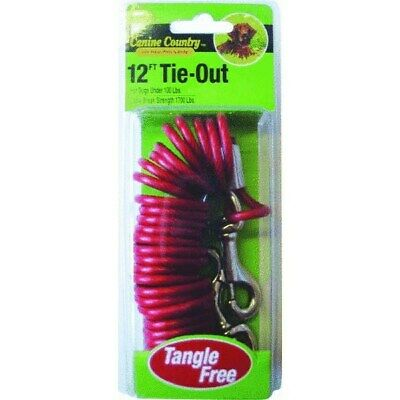 Tangle-Resistant Dog Tie-Out Cable,No 29712,  Westminster Pet Products