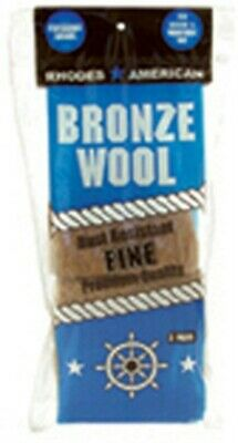 Bronze Wool,No 123100,  Homax Products